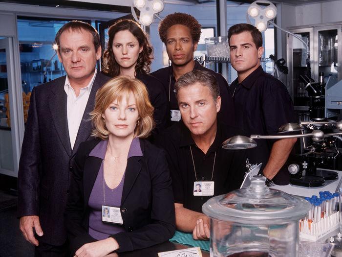 CSI: Investigação Criminal (15 temporadas)