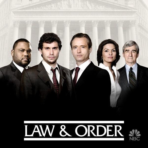 Law & Order (20 temporadas)