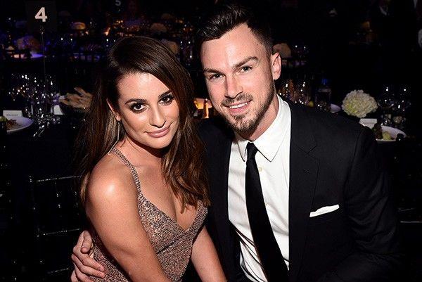 Lea Michele e Matthew Paetz