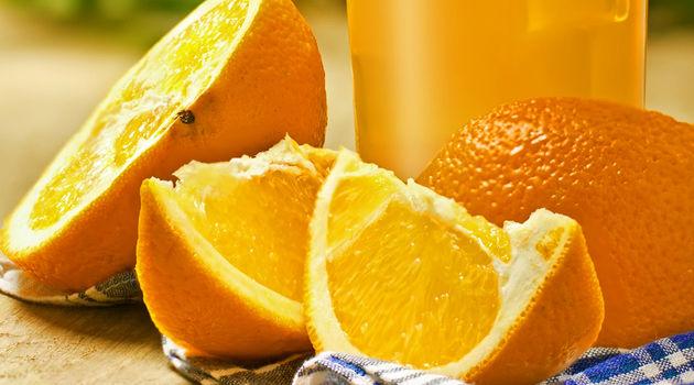 Mau hálito laranja e tangerina