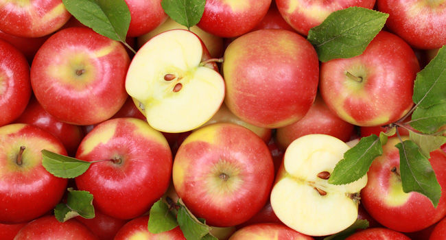 Mau hálito maçã
