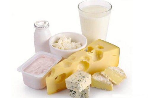Produtos lácteos com baixo teor de gordura
