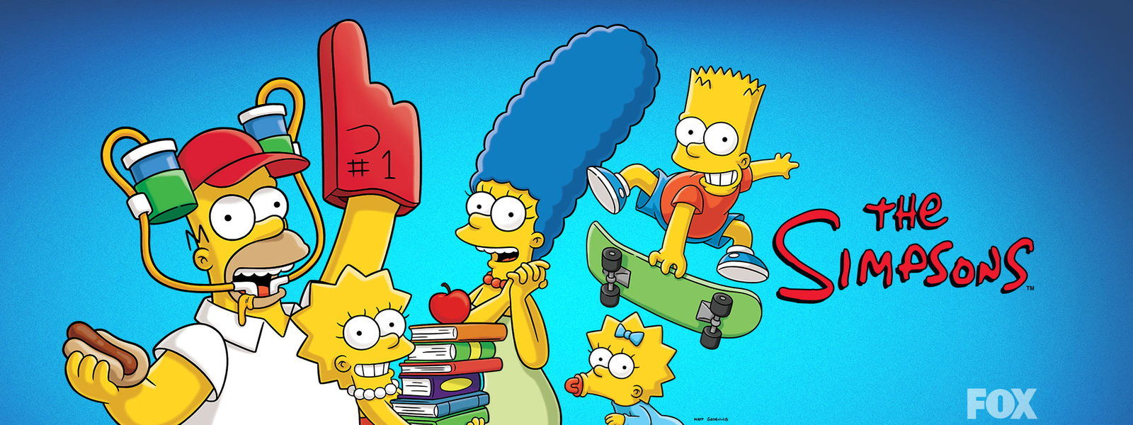 The Simpsons (27 temporadas)