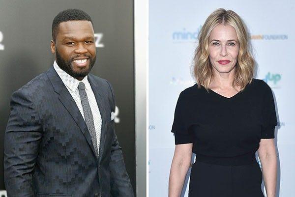 50 Cent e Chelsea Handler