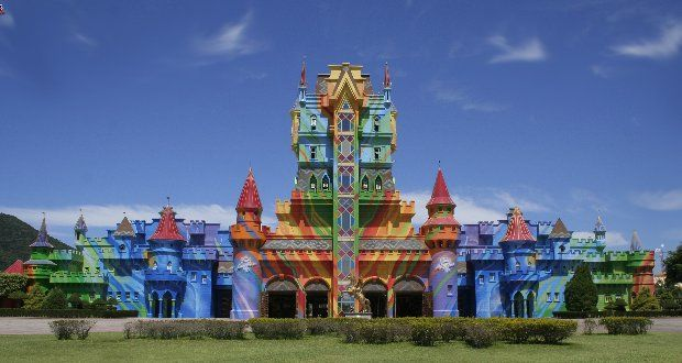 Beto Carrero World, Santa Catarina