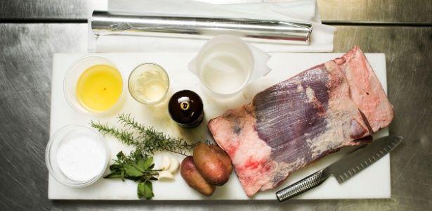 Como preparar uma boa carne assada no forno