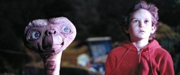 E.T., o Extra-terrestre (1982)