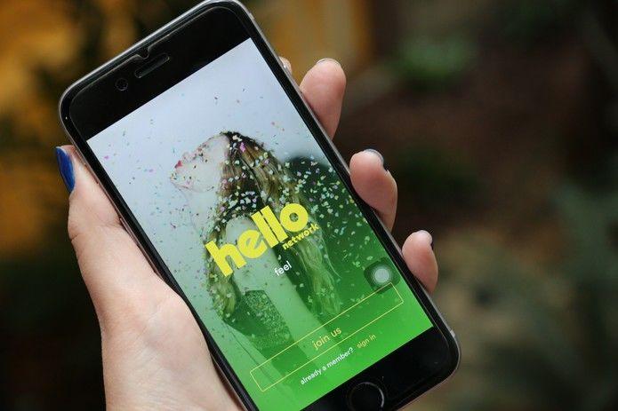 Detalhes curiosos sobre os termos de uso da nova rede social Hello