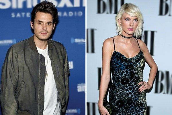 John Mayer e Taylor Swift