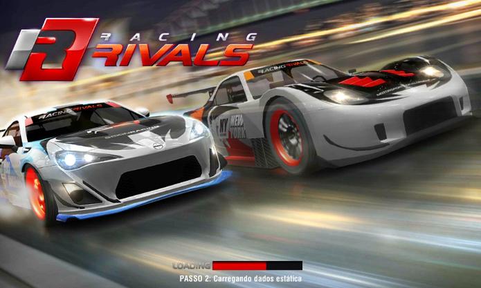 Racing Rivals (Android e iOS - Grátis)
