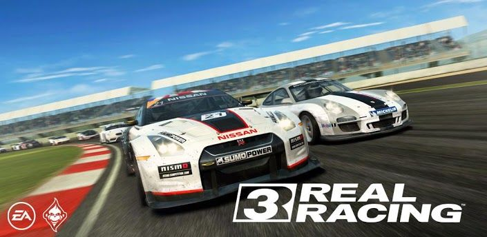 Real Racing 3 (iOS e Android - Grátis)