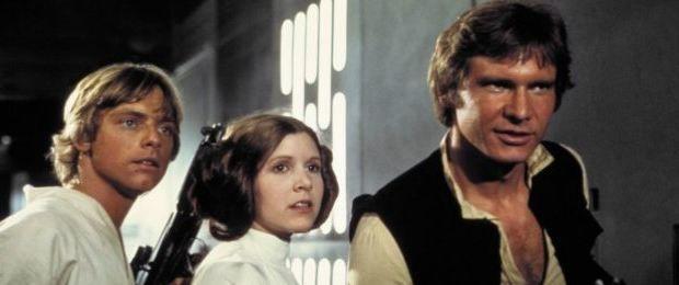 Guerra nas Estrelas / Star Wars: Episódio IV (1977)