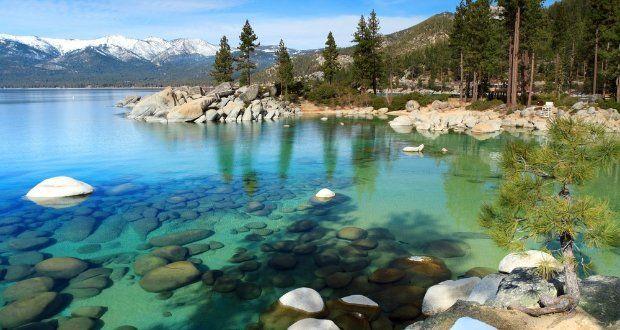 Lago Tahoe, Califórnia