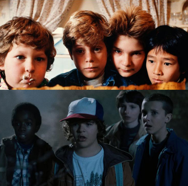 Goonies-e-Stranger-Things