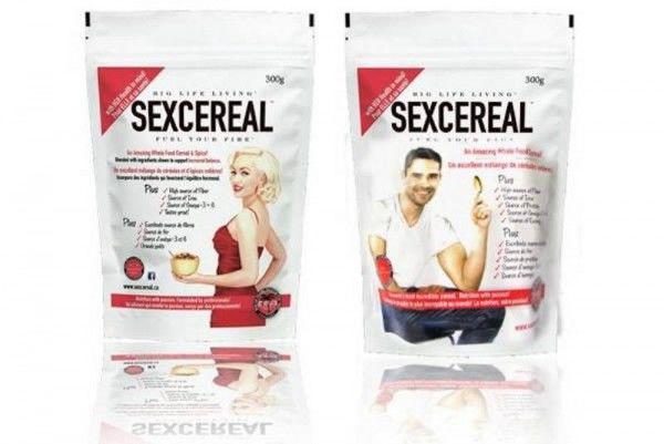 Cereal de desempenho sexual