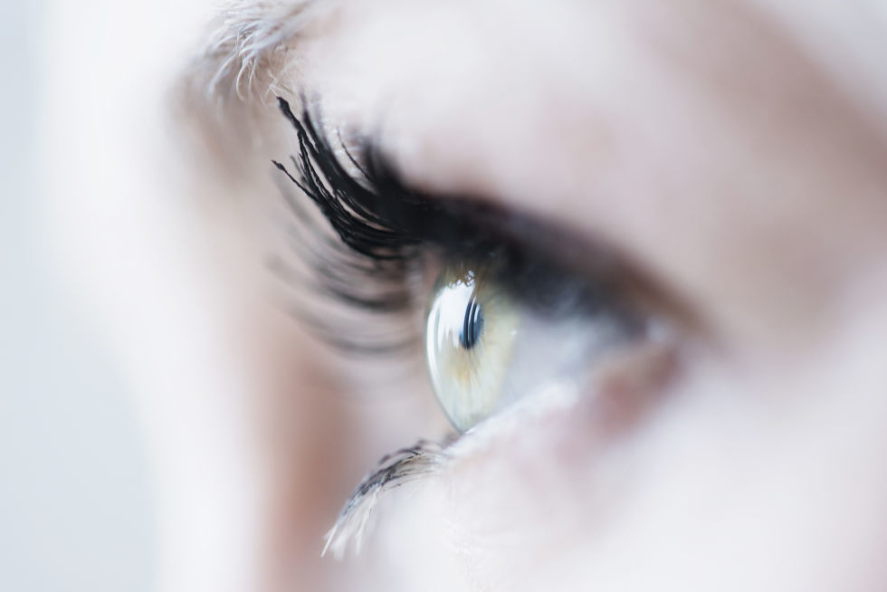 Problemas repentinos de visão