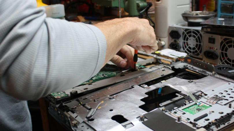 Assistência técnica e consertos