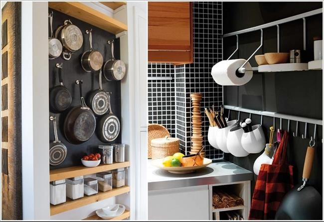 Dicas simples e práticas para aproveitar espaço da cozinha
