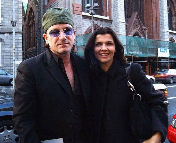 Bono e Ali Hewson