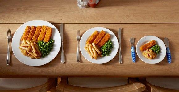 Estratégias para quem quer comer menos
