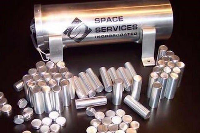Ir para o espaço