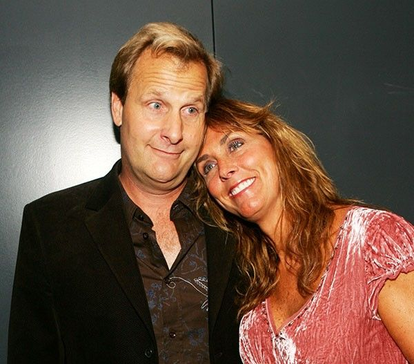 Jeff Daniels e Kathleen Rosemary Treado