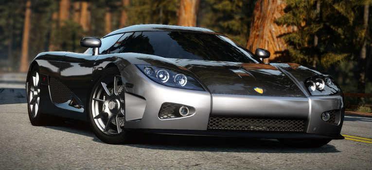 Koenigsegg Ccxr ( Us$ 2,173 Milhão)
