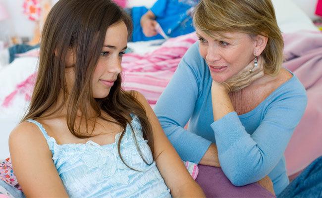 Coisas para dizer à sua filha antes da adolescência