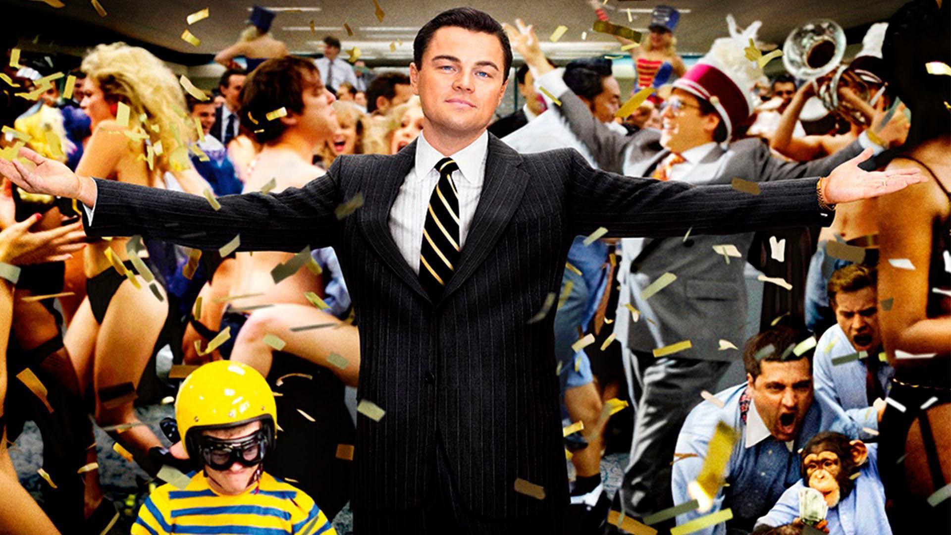 O Lobo de Wall Street (Martin Scorsese)