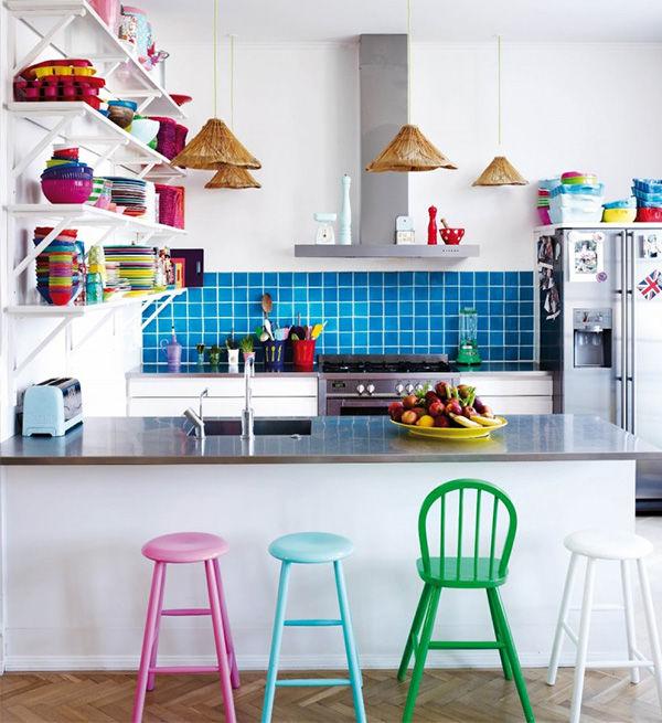 Como organizar e decorar a cozinha investindo pouco