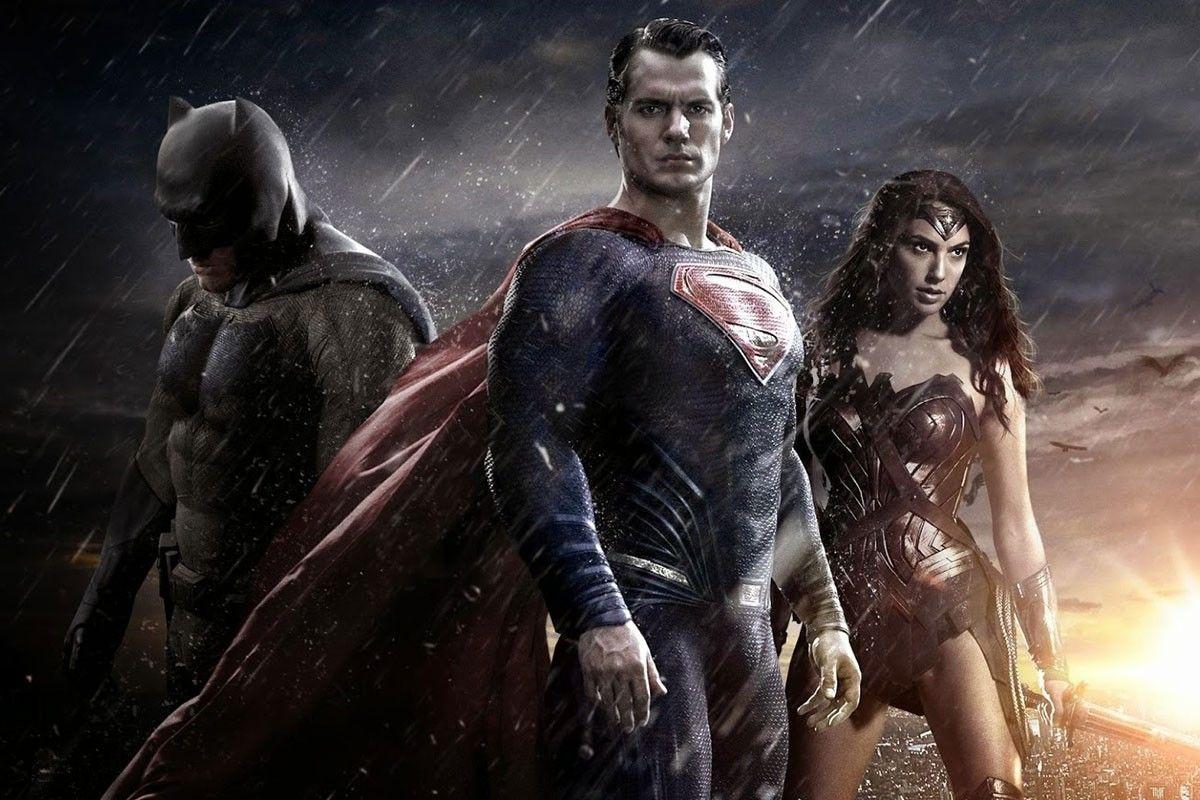 Batman v Superman: A Origem da Justiça