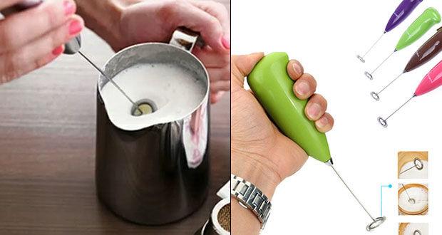 Mixer para leite