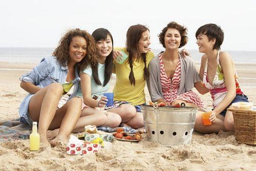 Razões para uma mulher precisar de amigas