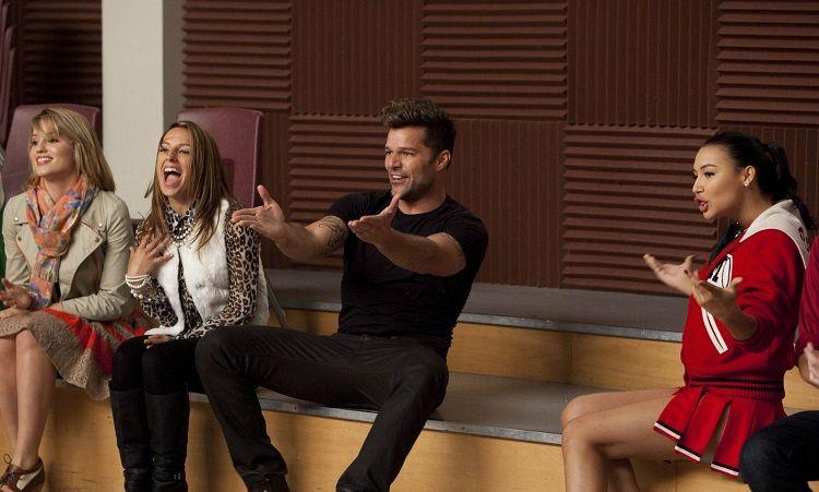 Ricky Martin – Glee