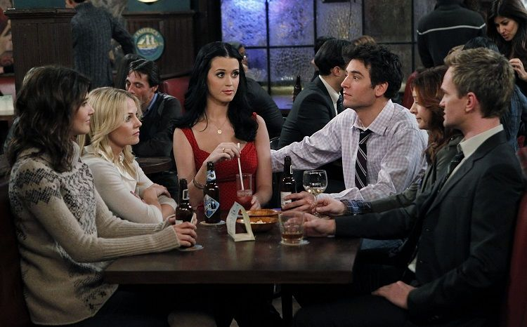 Katy Perry – How I Met Your Mother