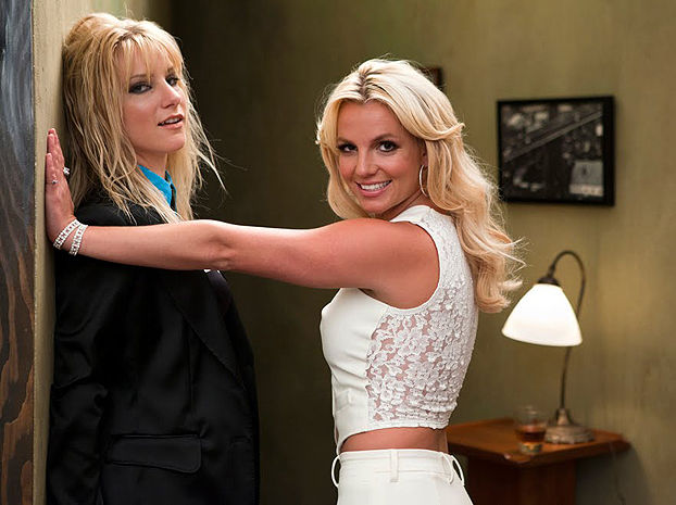 "Britney Spears – ""Will & Grace"" e ""Glee"""