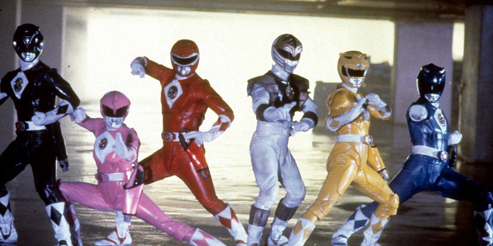 """5 filmes para você assistir antes da estreia de """"Power Rangers"""" no cinema"""