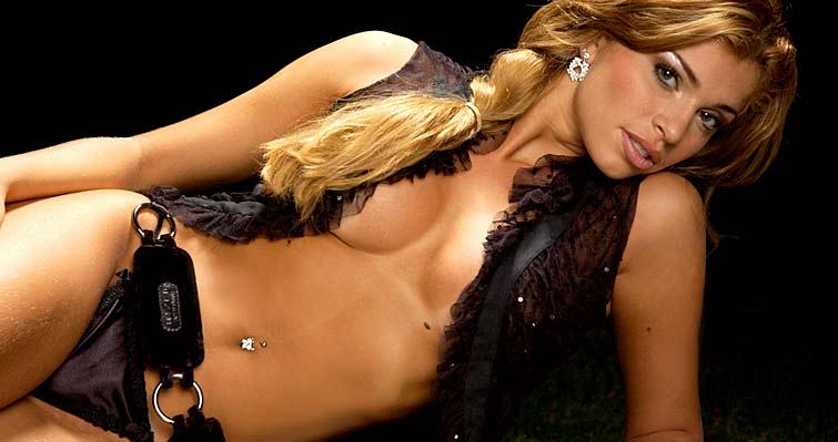 Pelada Internacional Essa Loira Gostosa Na Playboy E