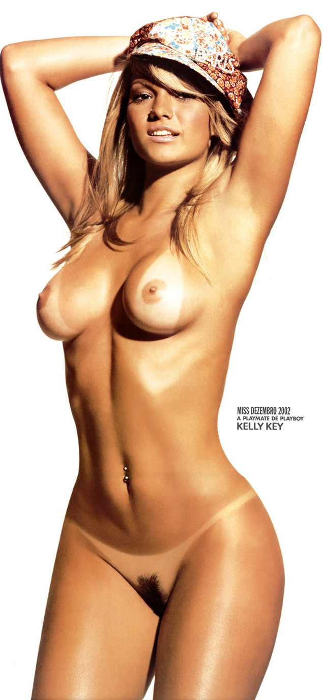 Kelly Key Playboy